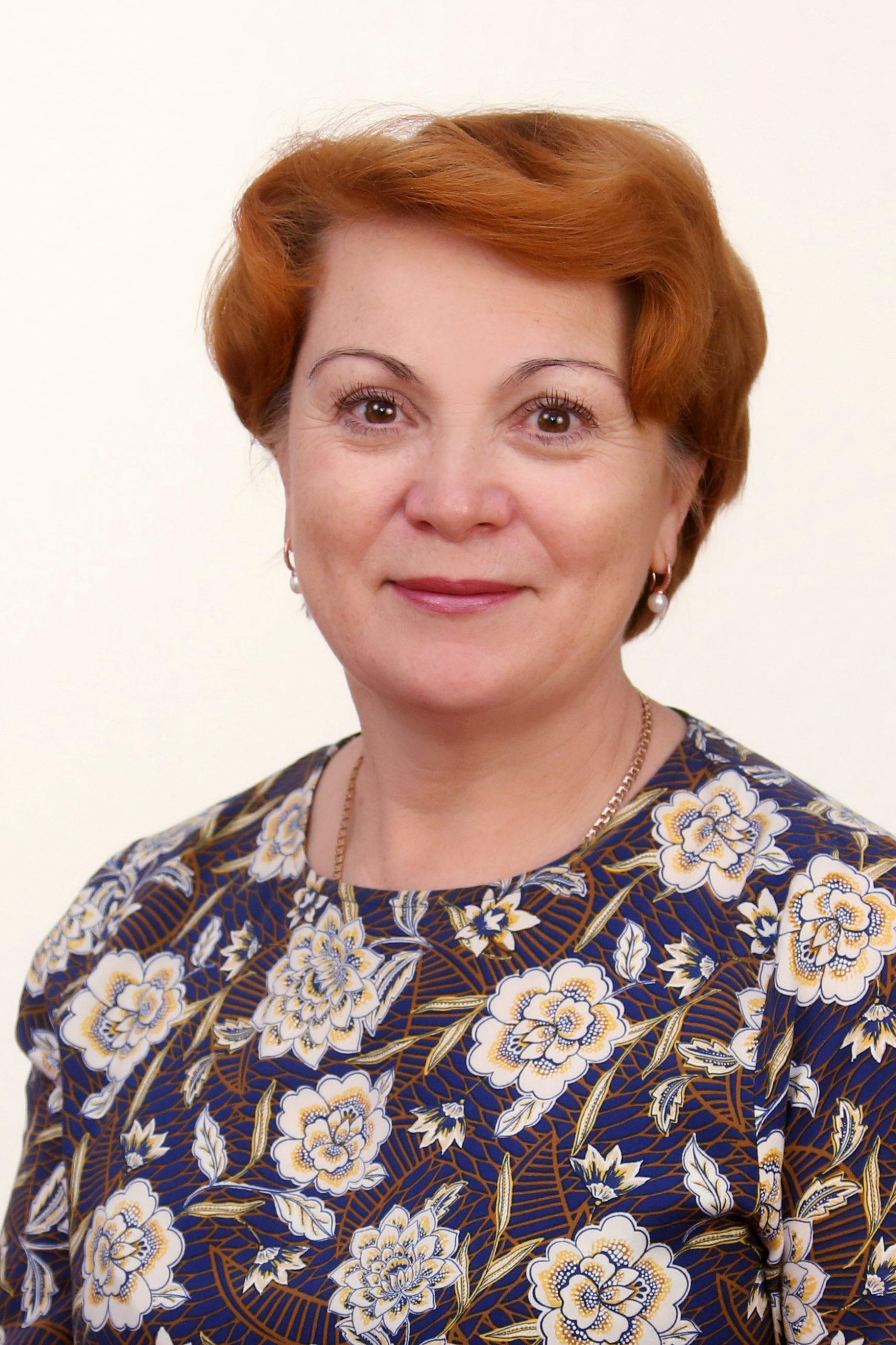 Liudmila Peresada