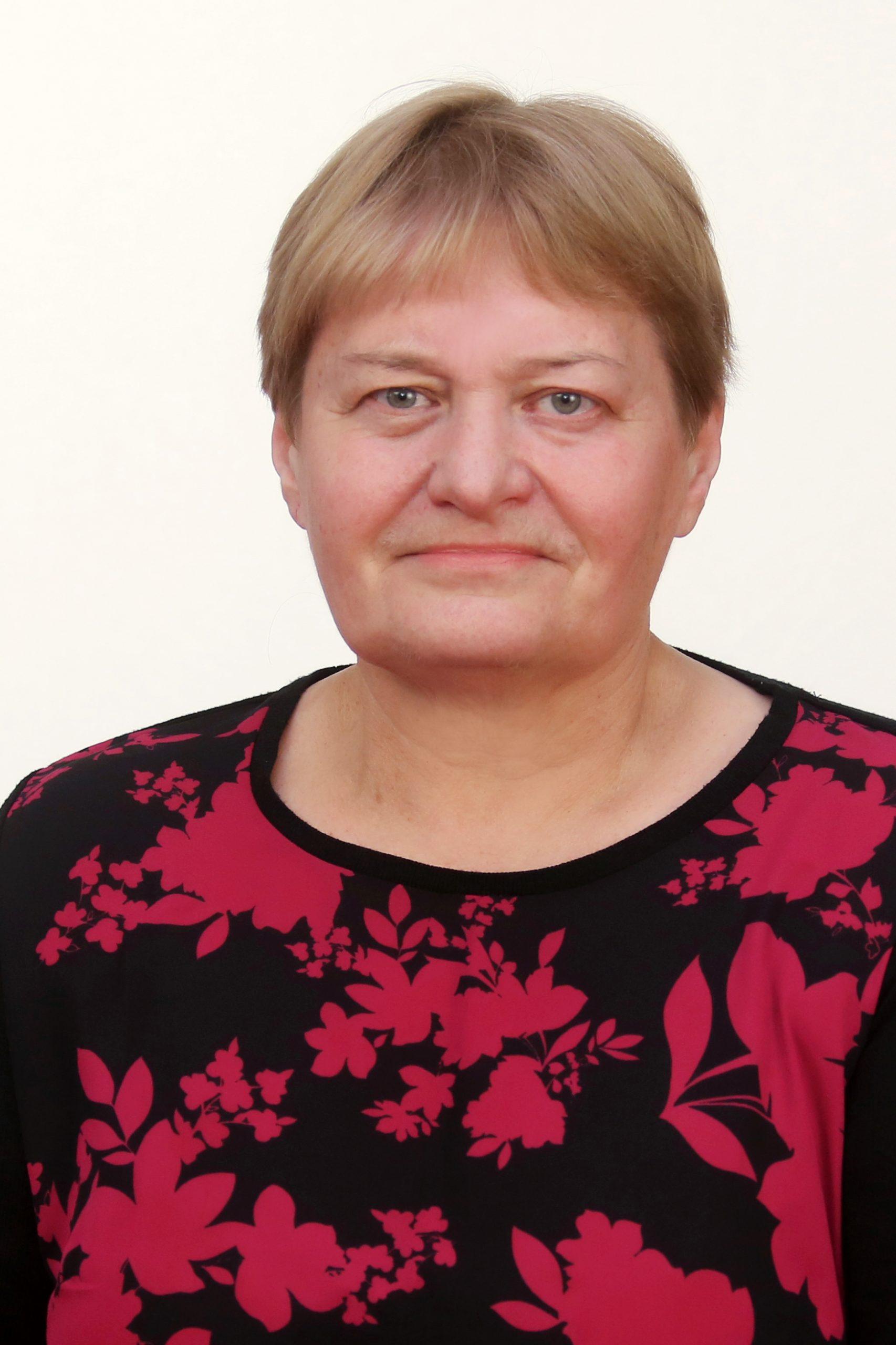 Tamara Fedotova